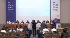 Asia-Pacific Regional Synthesis and Commitment Session at the 7th World Water Forum